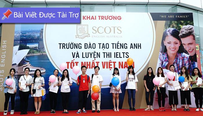 Scots English Australia - Đơn Vị Đào Tạo Tiếng Anh Và Luyện Thi IELTS Hàng Đầu Tại Sydney Chính Thức Mở Trường Tại Việt Nam