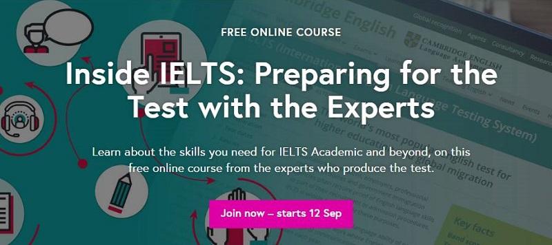 Khóa Học IELTS Online Miễn Phí Từ Trường Đại Học Cambridge 2017