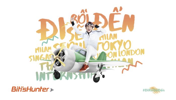 [Singapore, Anh, Ý, Nhật Bản, Hàn Quốc] Kỳ Thực Tập Trong Mơ 2017 - Đi Rồi Sẽ Đến Do Biti's Hunter Phối Hợp Cùng Kenh14 Tổ Chức
