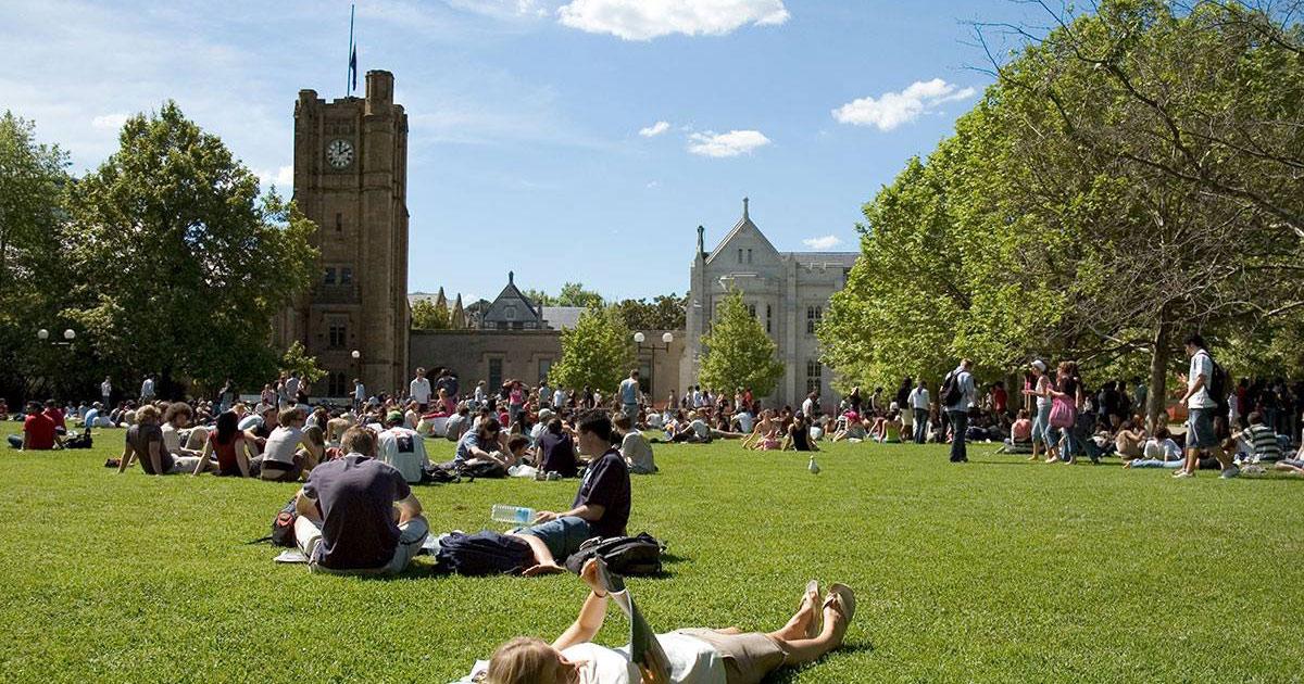 [Australia] 300 Học Bổng Sau Đại Học Tại Trường Đại Học Melbourne 2018