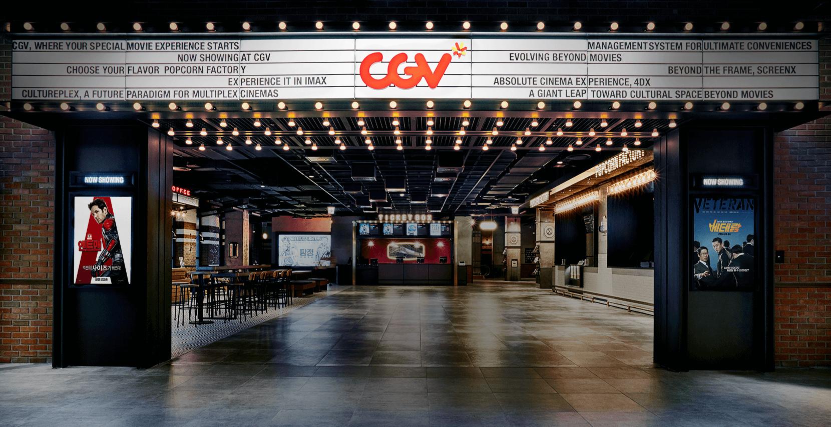 [HCM] CGV Cinemas Tuyển Nhân Viên Thu Ngân Bán Thời Gian 2017