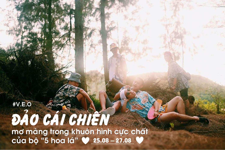 [Quảng Ninh] Hành Trình Tuổi Trẻ - Chinh Phục Đảo Hoang Sơ Cái Chiên