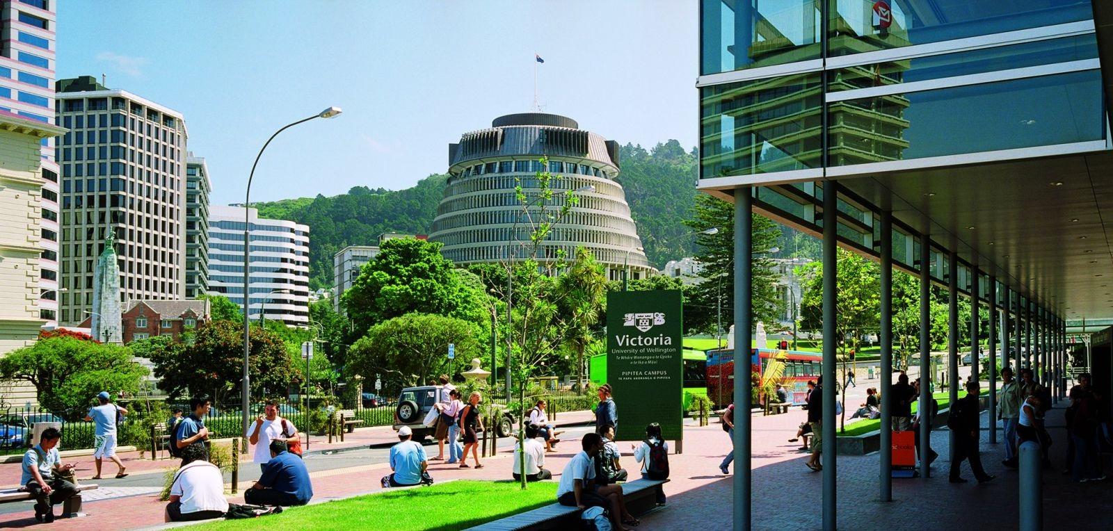 [New Zealand] Học Bổng Toàn Phần Học Phí Bậc Cử Nhân Tại Đại Học Victoria University of Wellington Dành Cho Sinh Viên ASEAN 2018