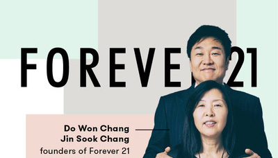 """Forever 21: """"Giấc Mơ Mỹ"""" Điển Hình & Cổ Tích Trắng Xây Dựng Cơ Đồ Của Chàng Thanh Niên Nhập Cư Người Hàn"""