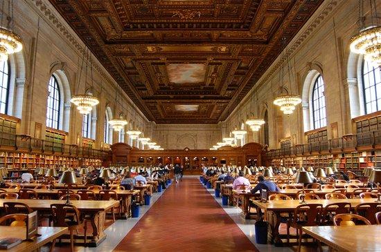 [US] Cơ Hội Giành Học Bổng Ngắn Hạn Trị Giá 70,000$ Khi Tham Gia Cuôc Thi Viết Của Cullman Center Tại The New York Public Library 2018-2019