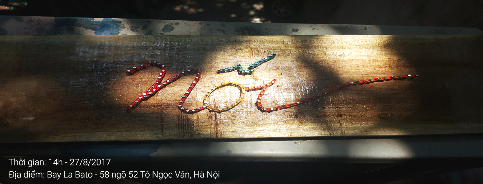 "[HN] Workshop ""Nối"" Cùng String-art Bởi Enlight Design"