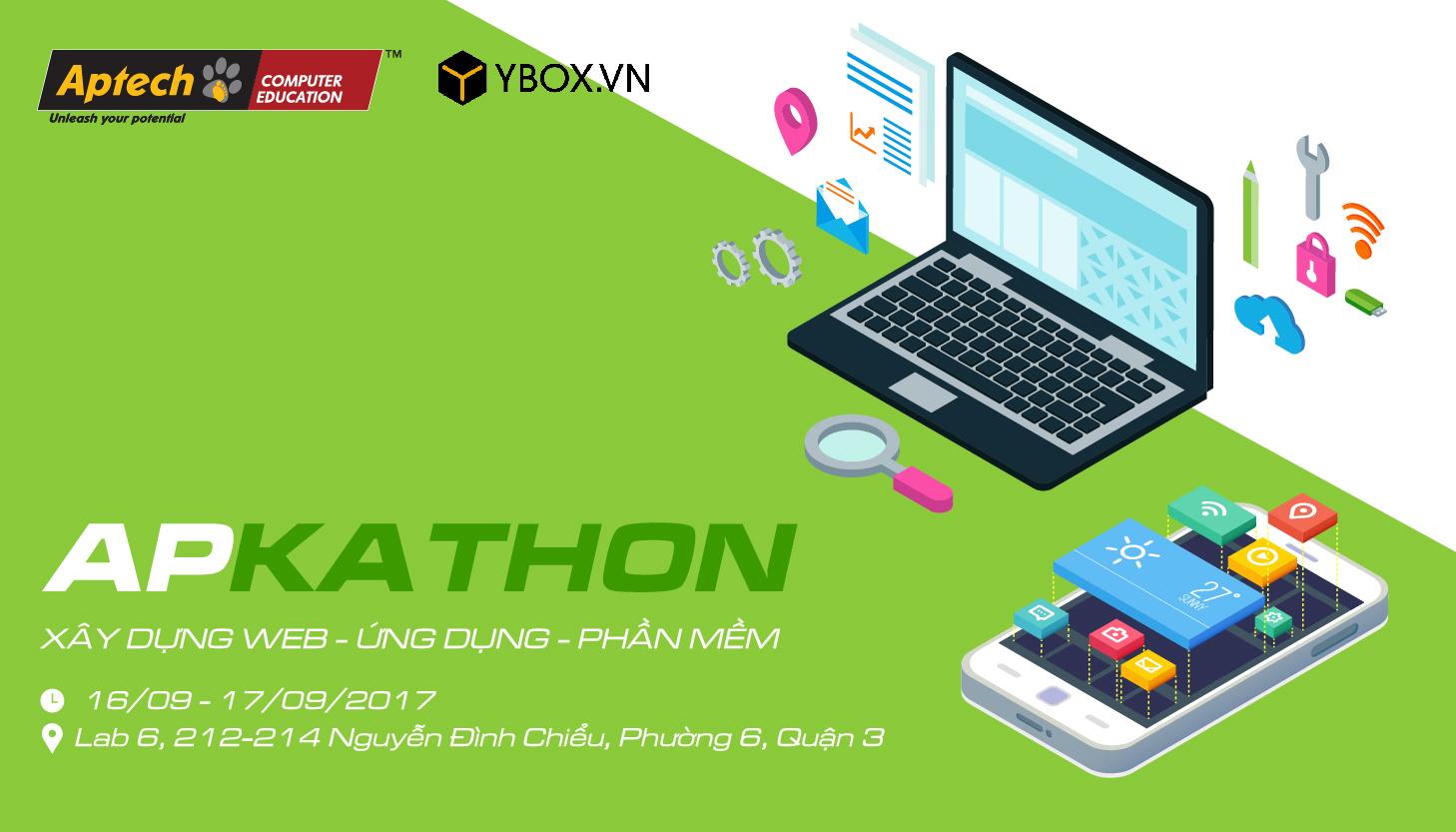 Apkathon 2017 chính thức khởi động