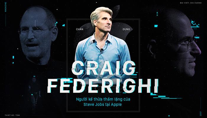 Chân Dung Craig Federighi: Người Thừa Kế Thầm Lặng Của Steve Jobs Tại Apple