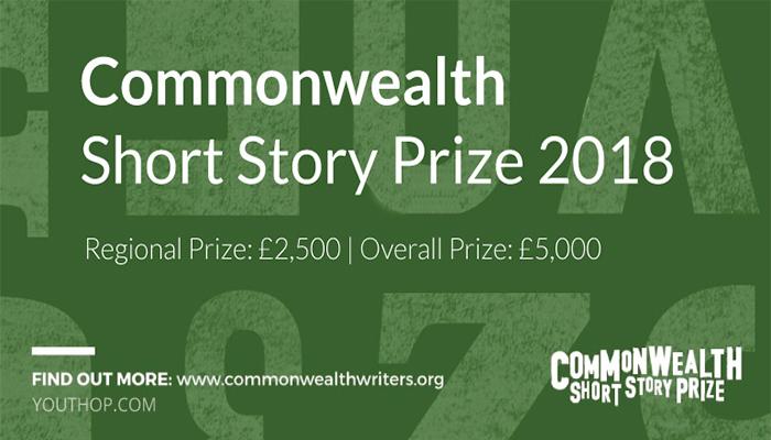 Cơ Hội Nhận Tổng Giải Thưởng Lên Đến £5,000 Với Cuộc Thi Viết Truyện Ngắn -  Commonwealth Short Story Prize 2018