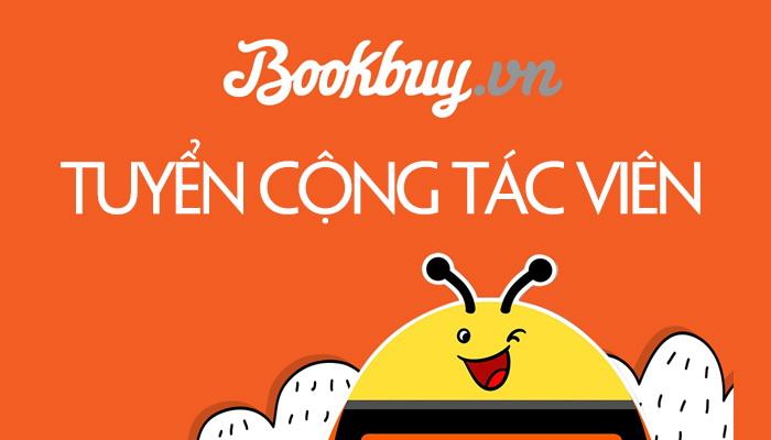 [HCM] BookBuy.vn Tuyển Cộng Tác Viên Part-time Tháng 9.2017
