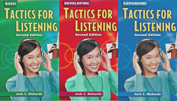 """[Download] Trọn Bộ """"Tactics For Listening"""" Ba Cấp Độ - Tài Liệu Chống """"Điếc"""" Listening IELTS"""