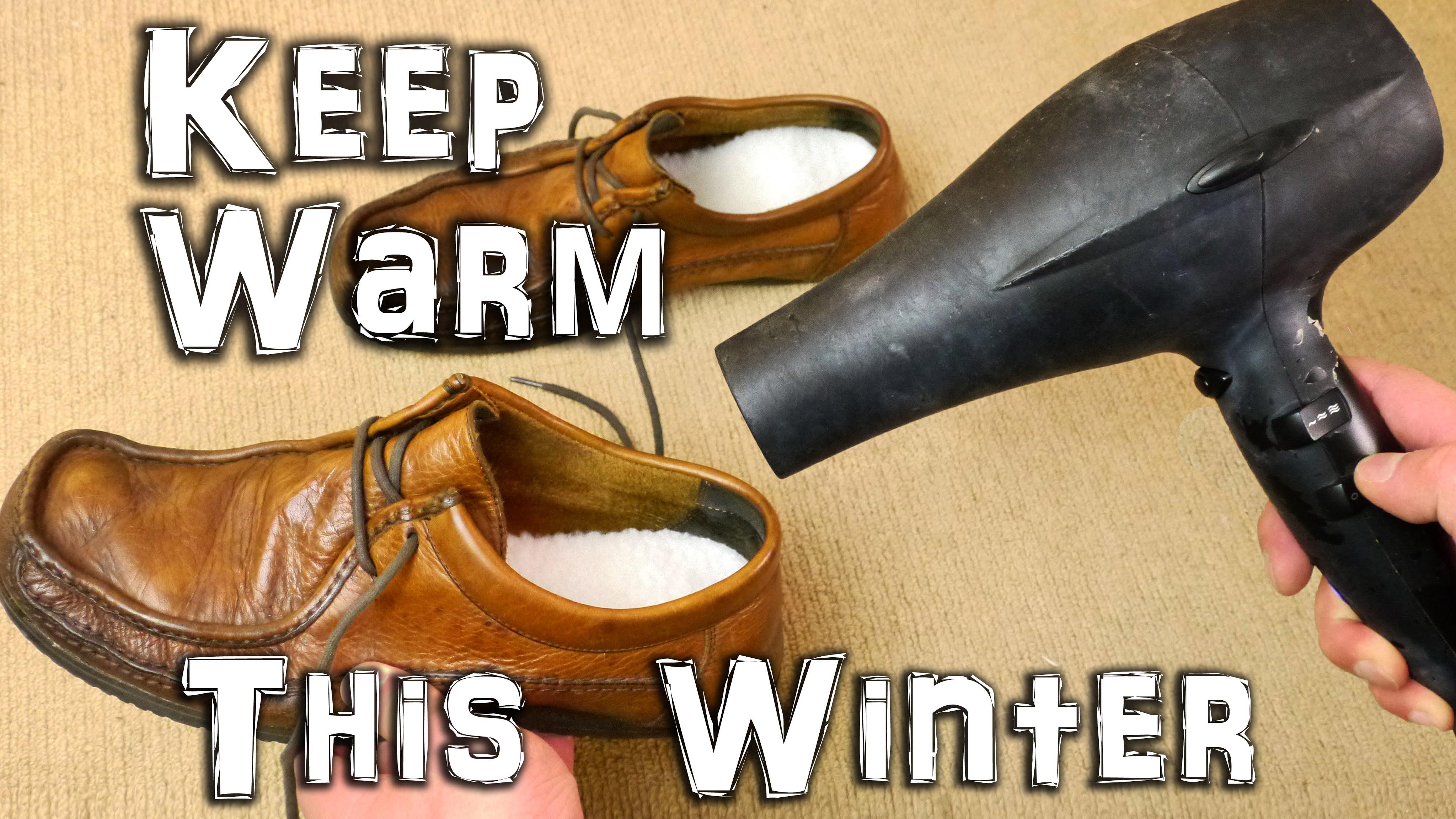 [DaveHax] Làm Thế Nào Để Giữ Ấm Qua Mùa Đông -- How To Keep Warm This Winter (Life hacks)