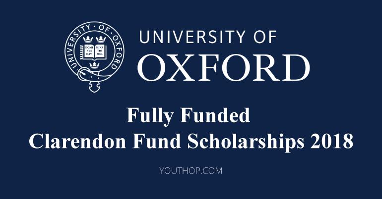 [Anh] Học Bổng Toàn Phần Của Quỹ Clarendon Tại Đại Học Oxford 2018