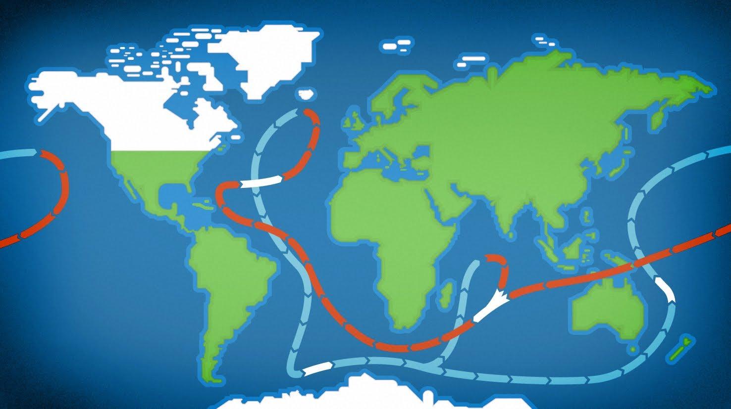 [Kurzgesagt – In a Nutshell] Giải Thích Về Dòng Vịnh -- The Gulf Stream Explained