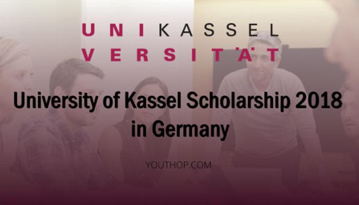 [Đức] Học Bổng Toàn Phần Ngắn Hạn Của Đại Học Kassel 2018