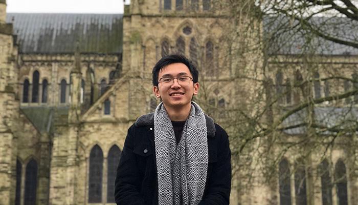 Đinh Lê Công - Chàng Trai Hà Tĩnh Đạt HCB Toán Quốc Tế, Nhận Học Bổng Tiến Sĩ Toàn Phần Khi Mới Học Năm 3