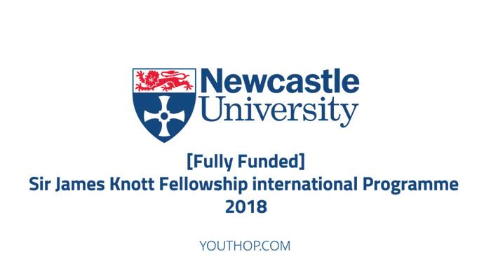 [UK] Học Bổng Ngắn Hạn Toàn Phần Sir James Knott Của Đại Học Newcastle 2018