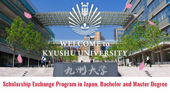 [Nhật Bản] Học Bổng Chương Trình Trao Đổi Ngắn Hạn Kyushu University Friendship (KUFS) 2018 Dành Cho Sinh Viên Châu Á