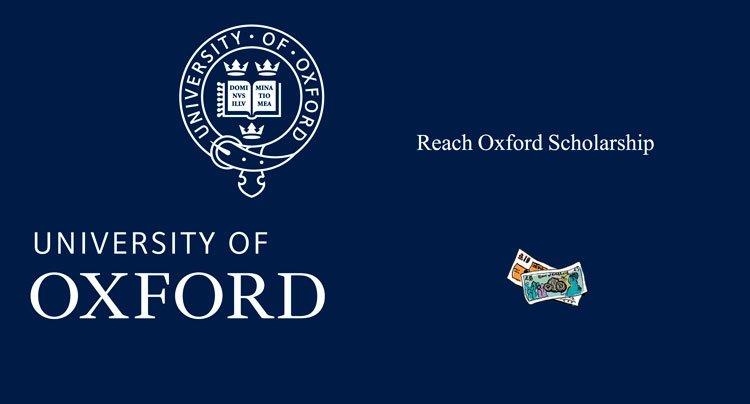 [Anh] Học Bổng Toàn Phần Bậc Đại Học Của Đại Học Oxford 2018