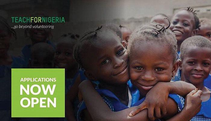 [Nigeria] Học Bổng Toàn Phần Ngắn Hạn Chương Trình Teach For Nigeria 2018