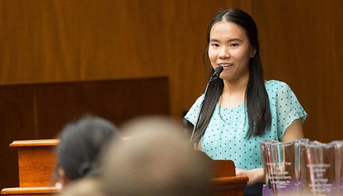 Đặng Hoài Như - Cô Gái Gốc Việt Giành Học Bổng Toàn Phần 8 Đại Học Danh Tiếng Của Mỹ