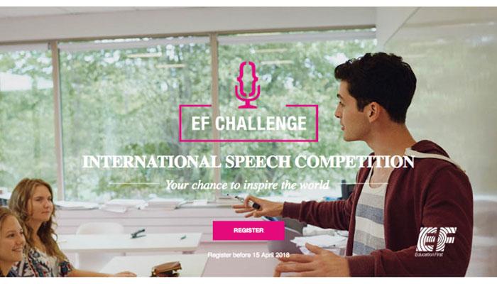 [Toàn Cầu] Cơ Hội Tham Dự EF Youth Leadership Forum Tại New York Từ Cuộc Thi Hùng Biện Tiếng Anh Quốc Tế EF Challenge 2018