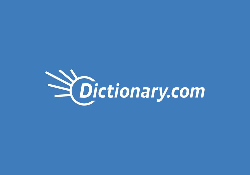 từ điển tiếng Anh