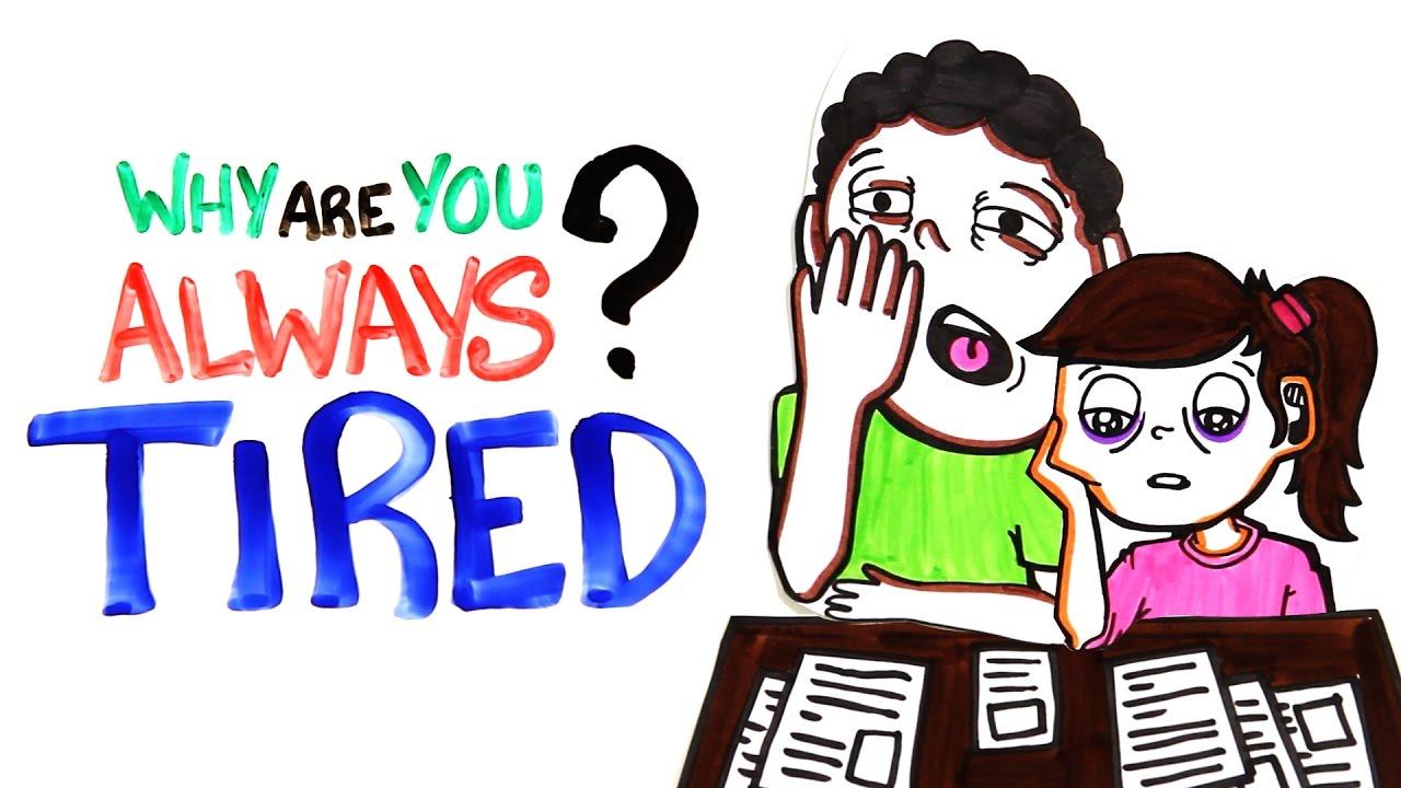 [asapSCIENCE] Tạo Sao Bạn Lúc Nào Cũng Mệt Mỏi?
