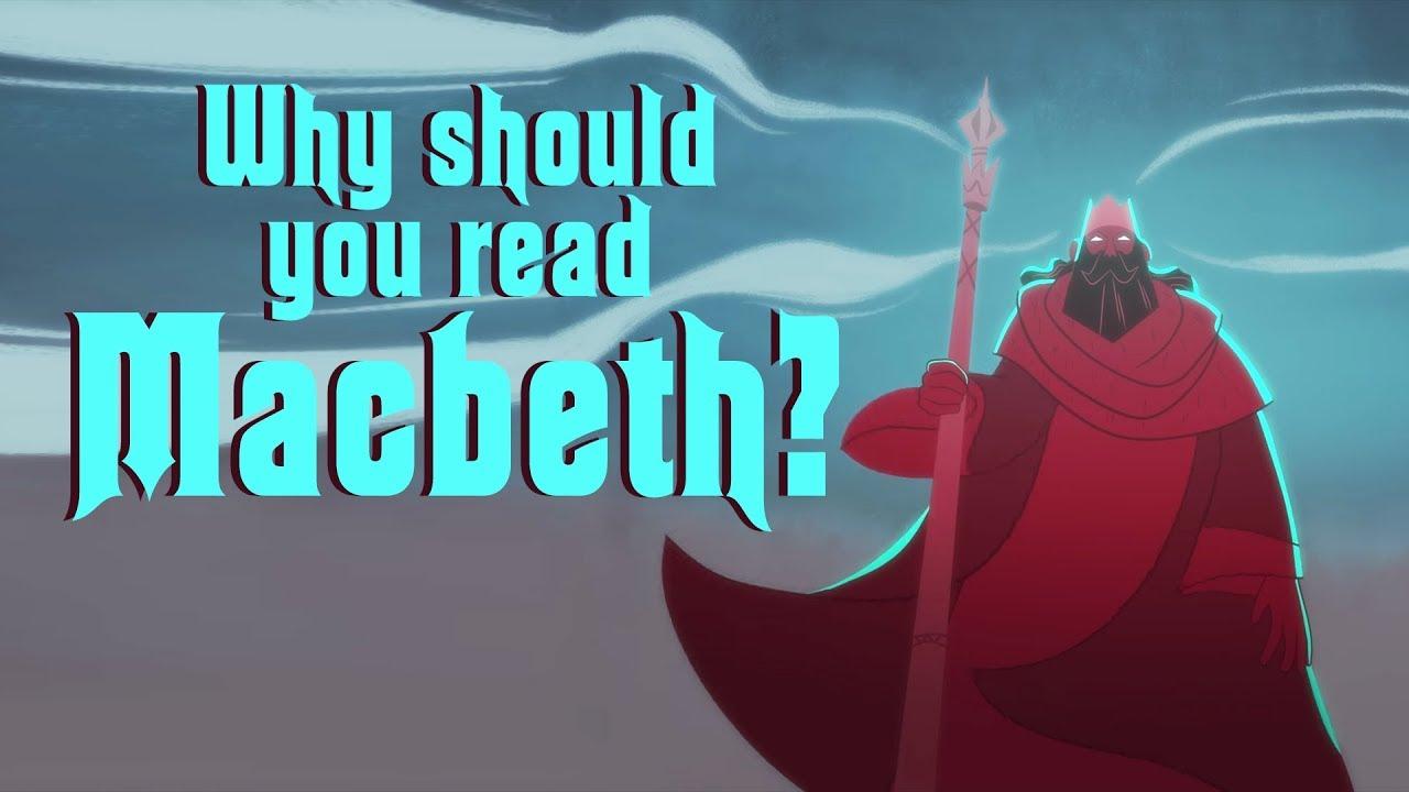 "[TED-ED] Đọc ""Macbeth"", Tại Sao Không?"