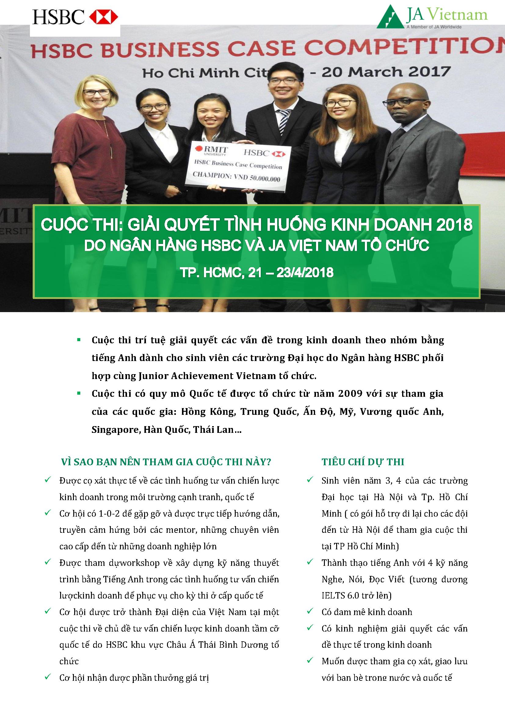 HCM] Cơ Hội Giành Giải Thưởng 50,000,000 VNĐ Với