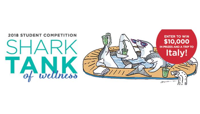 [Toàn Cầu] Cơ Hội Nhận $5,000 Và Giành Chuyến Đi Toàn Phần Đến Ý Từ Cuộc Thi Shark Tank Of Wellness 2018