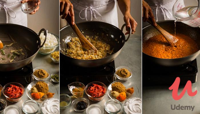 [Online] Khoá Học Miễn Phí Về Kỹ Năng Nấu Ăn Cơ Bản Từ Udemy 2018