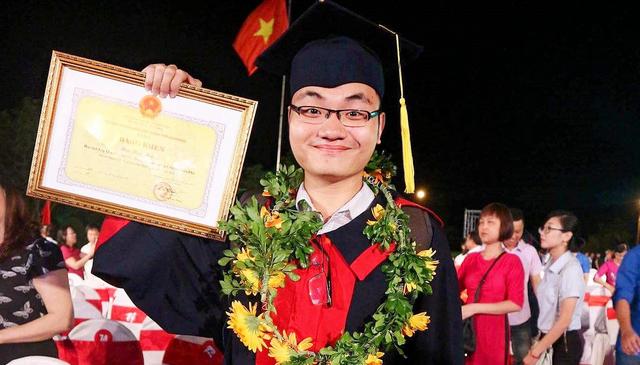 Bùi Minh Thắng - Nam Sinh Hải Phòng Giành 12 Học Bổng Mỹ