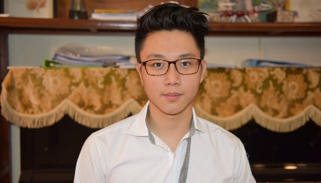 Bùi Mạnh Hùng - Chàng Trai Ams Được 10 Trường Đại Học Danh Tiếng Mỹ Gọi Tên