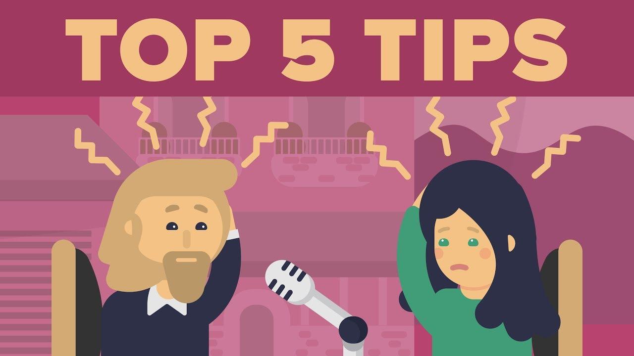 [Charisma on Command] 5 Mẹo Giúp Bạn Luôn Có Thứ Để Nói Trong Một Cuộc Hội Thoại