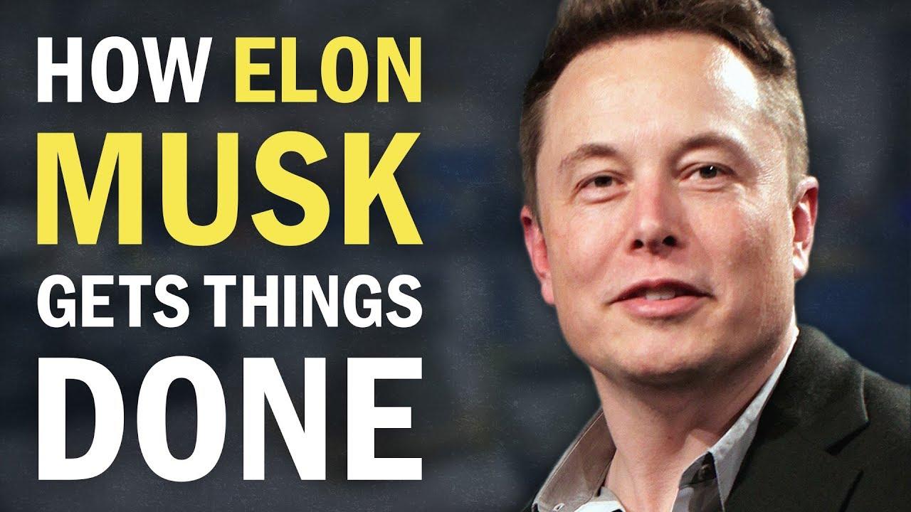 [Thomas Frank] Làm Thế Nào Để Làm Việc hiệu Quả Như Elon Musk