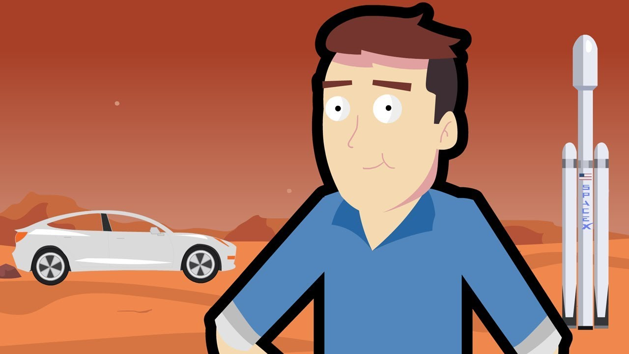 [ArcadeCloud] Câu Chuyện Về Elon Musk Trong Ba Phút
