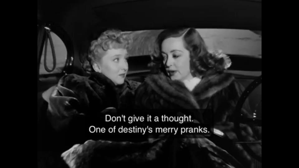 (Câu thoại kinh điển này đã được chọn là một trong 100 câu thoại đáng nhớ  nhất của Viện phim Mỹ, xếp thứ 9)