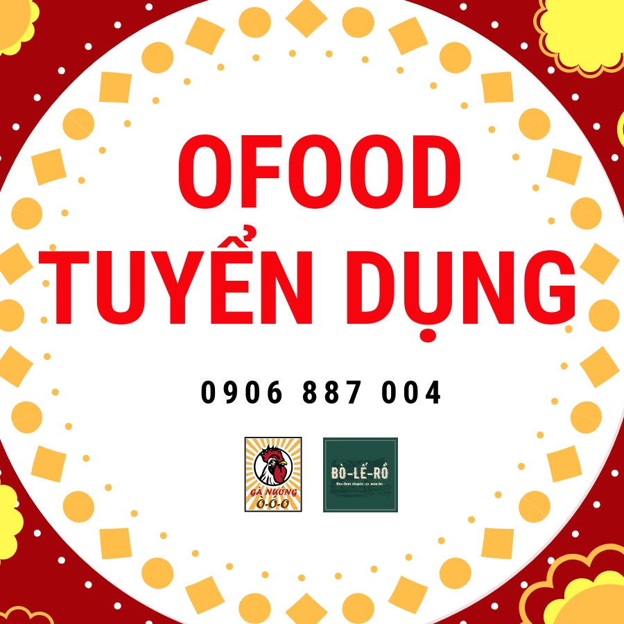 OFOOD Tuyển Dụng