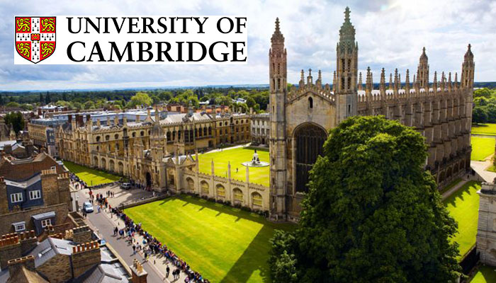 UK] 80 Suất Học Bổng Toàn Phần Gates Cambridge Bậc Tiến Sĩ, Thạc Sĩ Tại Đại Học Cambridge 2020 - YBOX