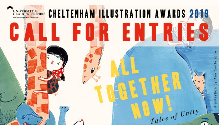 [Online] Cuộc Thi Cheltenham Illustration Awards 2019