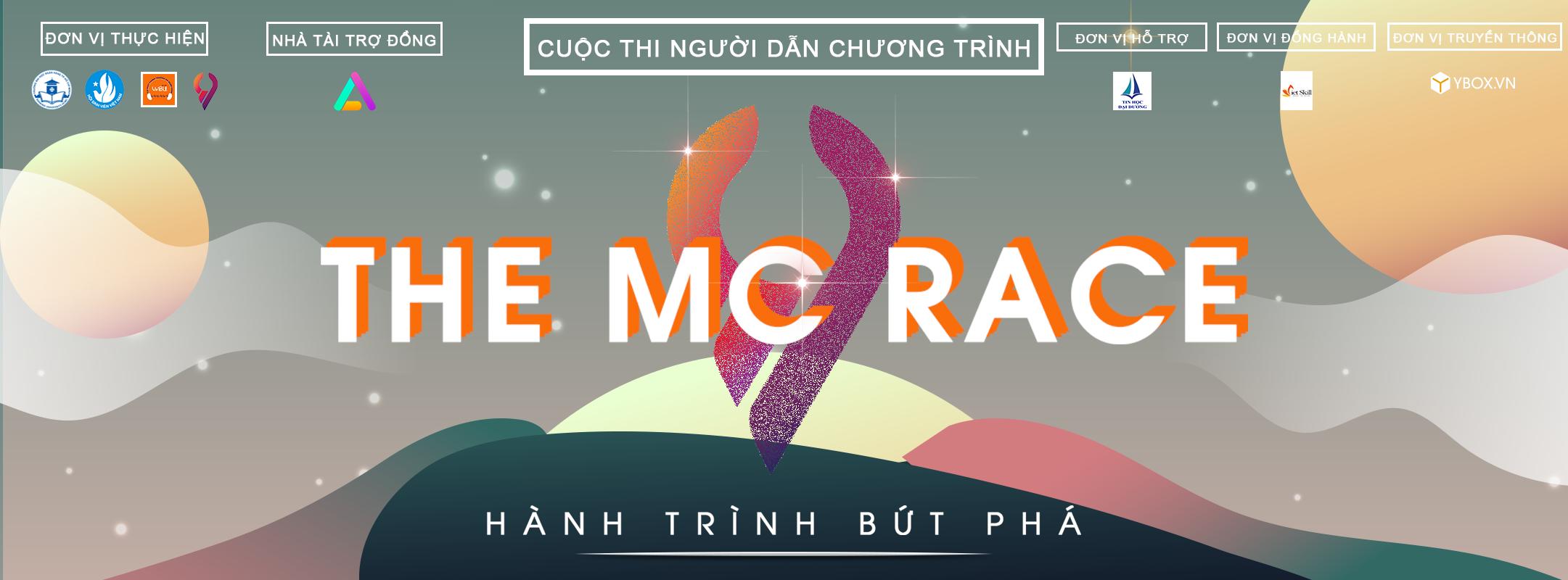 [HCM] Vòng Bức Phá Cuộc Thi THE MC RACE 2019