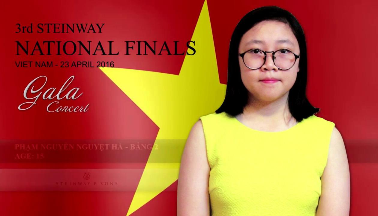 Phạm Nguyễn Nguyệt Hà - Cô Gái 18 Tuổi Giành Học Bổng Hơn 3 Tỷ Đồng Từ Trường Nghệ Thuật Danh Tiếng Mỹ