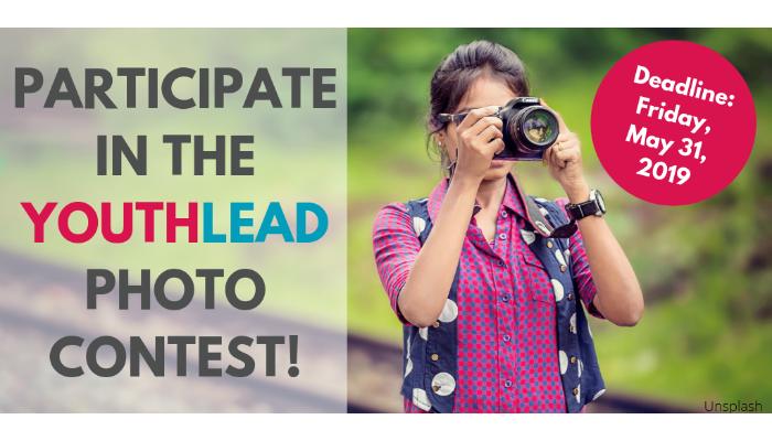 [Online] Cuộc Thi Ảnh USAID YouthLead Photo Contest 2019 Dành Cho Các Nước Đang Phát Triển Với Giải Thưởng $300