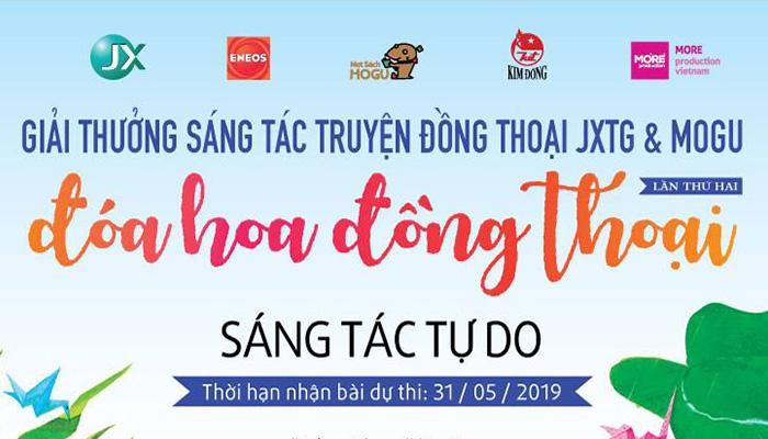 [Toàn Quốc] Cuộc thi Sáng Tác Truyện – Đóa Hoa Đồng Thoại 2019