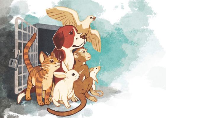 [Online] Cuộc Thi Nghệ Thuật Về Động Vật NAVS' Art For Animals Contest 2019