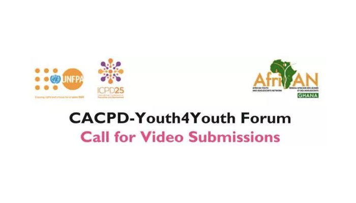 [Online] Cuộc Thi Làm Video UNFPA CACPD Youth4Youth Forum 2019
