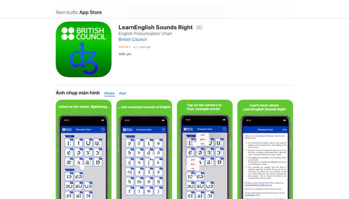 Top 7 ứng dụng học tiếng Anh miễn phí hiệu quả